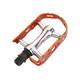 XLC Ultralight V PD-M15 Pedale MTB/ATB silber/orange
